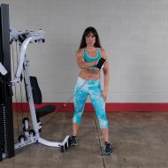 Atlas wielofunkcyjny do ćwiczeń Body-Solid EXM4000S | stosy 3x95kg Body-Solid - 6 | klubfitness.pl | sprzęt sportowy sport equip