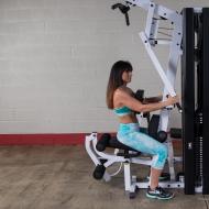 Atlas wielofunkcyjny do ćwiczeń Body-Solid EXM4000S | stosy 3x95kg Body-Solid - 8 | klubfitness.pl | sprzęt sportowy sport equip