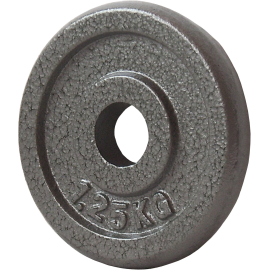 Obciążenie żeliwne hammertone Titan VTX 1,25kg | 29mm Titan Fitness - 1 | klubfitness.pl | sprzęt sportowy sport equipment