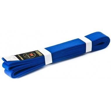 Pas do kimona Bushindo | niebieski | długość 220cm - 300cm,producent: Bushindo, zdjecie photo: 2 | online shop klubfitness.pl |