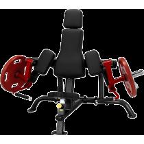 Stanowisko na wolne obciążenia Steelflex PLBC   mięśnie bicepsu STEELFLEX - 1   klubfitness.pl