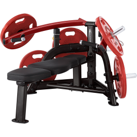 Stanowisko na wolne obciążenia Steelflex PLBP | mięśnie klatki piersiowej STEELFLEX - 1 | klubfitness.pl