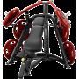 Stanowisko na wolne obciążenia Steelflex PLIP | mięśnie klatki piersiowej STEELFLEX - 1 | klubfitness.pl | sprzęt sportowy sport