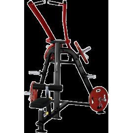 Stanowisko na wolne obciążenia Steelflex PLLA | mięśnie pleców ramion STEELFLEX - 1 | klubfitness.pl | sprzęt sportowy sport equ