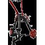 Stanowisko na wolne obciążenia Steelflex PLLA | mięśnie pleców ramion STEELFLEX - 1 | klubfitness.pl