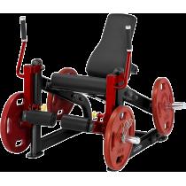 Stanowisko na wolne obciążenia Steelflex PLLE | mięśnie nóg STEELFLEX - 1 | klubfitness.pl