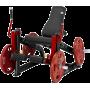 Stanowisko na wolne obciążenia Steelflex PLLE   mięśnie nóg,producent: STEELFLEX, zdjecie photo: 1   klubfitness.pl   sprzęt spo