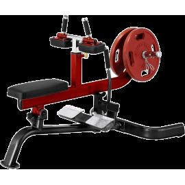 Stanowisko na mięśnie łydek Steelflex PLSC | prasa pozioma na wolne obciążenia,producent: STEELFLEX, zdjecie photo: 1 | klubfitn