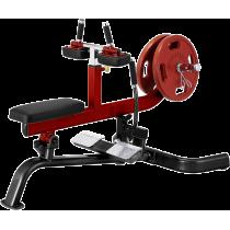 Stanowisko na mięśnie łydek Steelflex PLSC | prasa pozioma na wolne obciążenia STEELFLEX - 1 | klubfitness.pl
