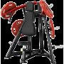 Stanowisko na wolne obciążenia Steelflex PLSP | mięśnie obręczy barkowej STEELFLEX - 1 | klubfitness.pl