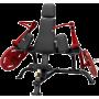 Stanowisko na wolne obciążenia Steelflex PLTE | mięśnie tricepsów STEELFLEX - 1 | klubfitness.pl | sprzęt sportowy sport equipme