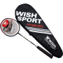 Rakieta badminton Wish TI-989,producent: Wish, zdjecie photo: 1 | online shop klubfitness.pl | sprzęt sportowy sport equipment