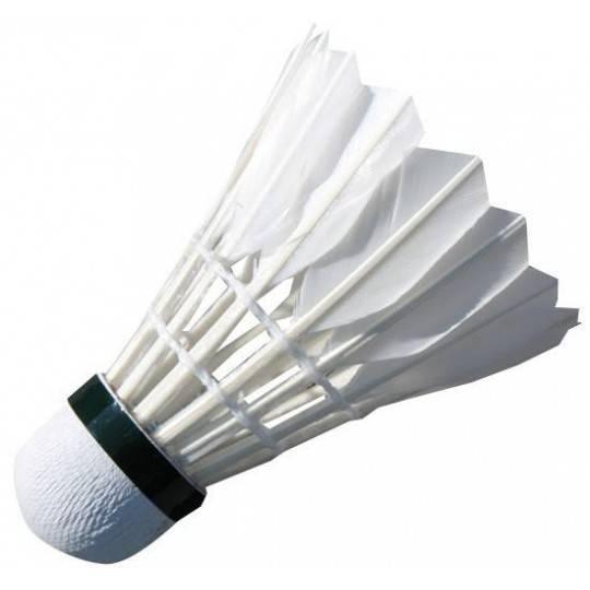 Lotki piórkowe badminton Spartan Sport Champion | opakowanie 6 sztuk SPARTAN SPORT - 1 | klubfitness.pl | sprzęt sportowy sport