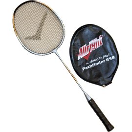Rakieta badminton Allright Pathfinder 858 | pokrowiec 1/2,producent: ALLRIGHT, zdjecie photo: 1 | online shop klubfitness.pl | s