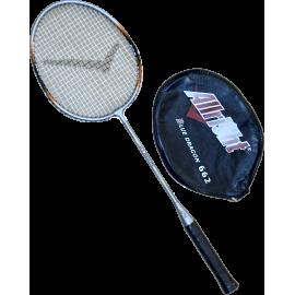 Rakieta badminton Allright Blue Dragon 662 | pokrowiec 1/2 ALLRIGHT - 1 | klubfitness.pl