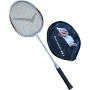 Rakieta badminton Allright Blue Dragon 662 | pokrowiec 1/2 ALLRIGHT - 2 | klubfitness.pl | sprzęt sportowy sport equipment