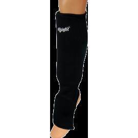 Nagolennik ze stopą elastyczny wciągany Allright | czarny,producent: ALLRIGHT, zdjecie photo: 1 | online shop klubfitness.pl | s
