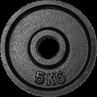 Obciążenie żeliwne olimpijskie Stayer Sport OTB czarne | waga: 1.25kg ÷ 25kg Stayer Sport - 4 | klubfitness.pl | sprzęt sportowy