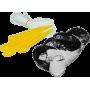 Siatka do badmintona Spartan Sport | wymiary 6m/0.8m,producent: SPARTAN SPORT, zdjecie photo: 1 | klubfitness.pl | sprzęt sporto