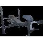 Ławka pod sztangę HMS LS-7000 olimpijska | modlitewnik | prasa do nóg,producent: HMS, zdjecie photo: 1 | online shop klubfitness