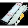 Zestaw do badmintona Spartan Sport | siatka ze słupkami SPARTAN SPORT - 1 | klubfitness.pl | sprzęt sportowy sport equipment