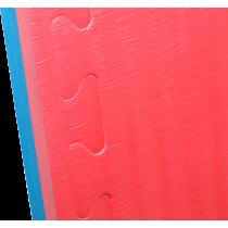 Mata amortyzująca do sportów walk puzzle 100x100x4cm | dwustronna,producent: NONAME, zdjecie photo: 4 | online shop klubfitness.
