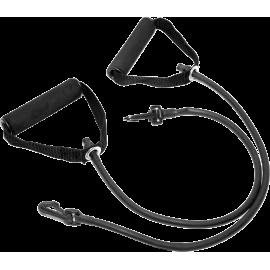 Ekspander gumowy do ćwiczeń z uchwytami Stayer Sport TUB-60 | medium,producent: Stayer Sport, zdjecie photo: 1 | online shop klu