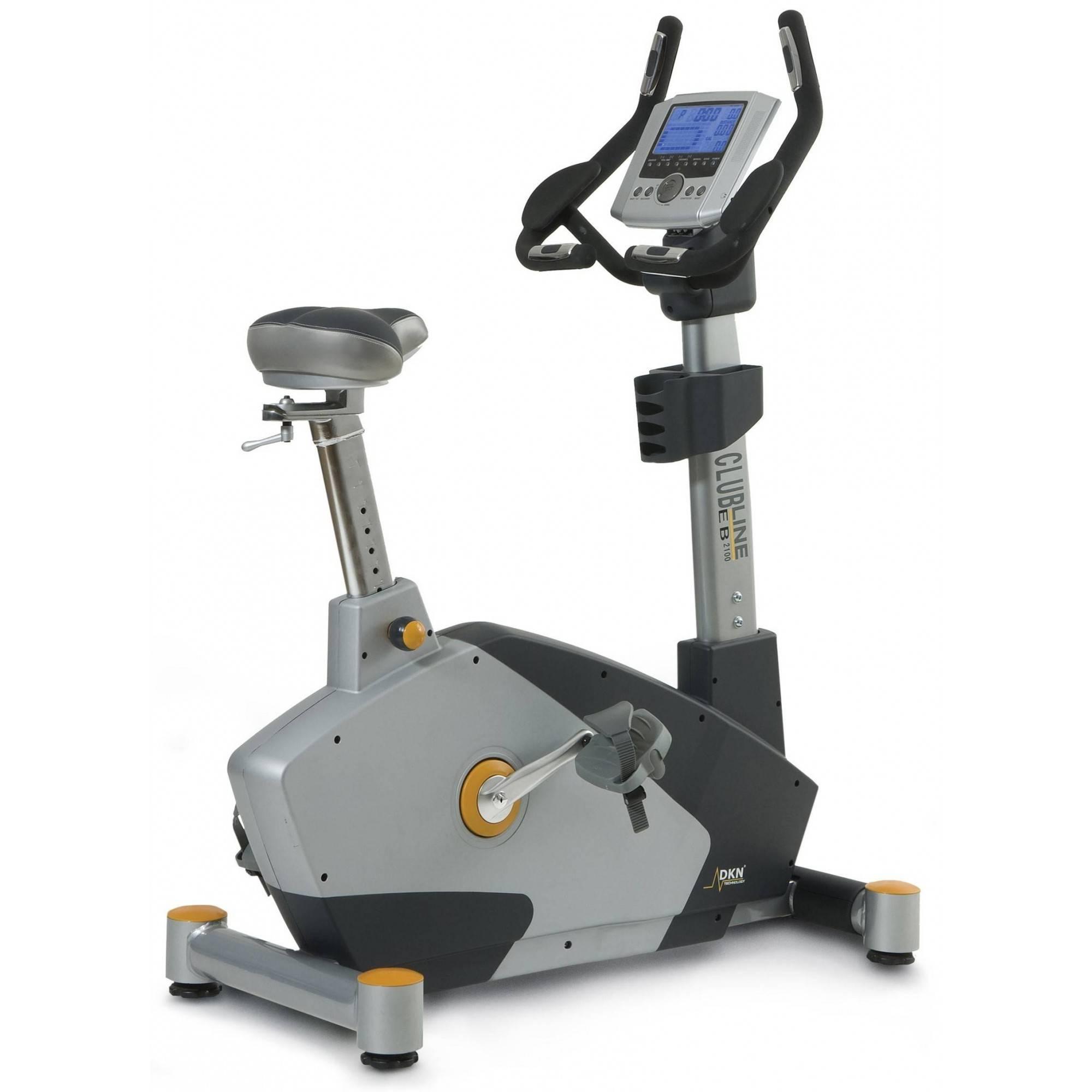 Rower treningowy pionowy DKN EB2100 elektromagnetyczny generator,producent: DKN TECHNOLOGY, zdjecie photo: 1 | klubfitness.pl |
