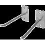 Uchwyty chromowane do wieszania mat Ironsports R-3300 IRONSPORTS - 4 | klubfitness.pl