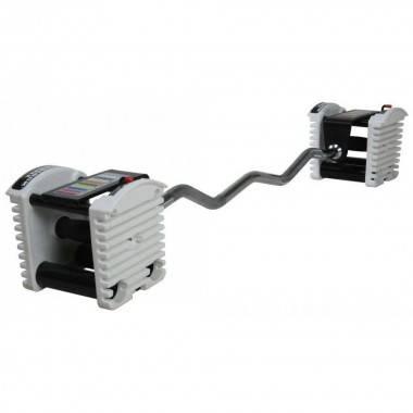 Gryf łamany 118cm PowerBlock PBBAREZ | modułowy system obciążeń uretanowych,producent: PowerBlock, zdjecie photo: 4 | online sho