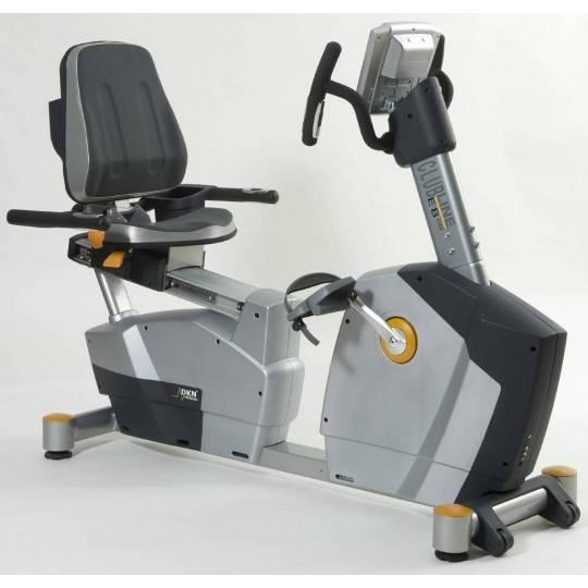 Rower treningowy poziomy DKN EB 3100 elektromagnetyczny generator,producent: DKN TECHNOLOGY, zdjecie photo: 1 | online shop klub