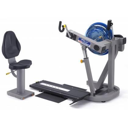 Trenażer z napędem wodnym E820 Fitness UBE | ergometr górnych kończyn,producent: First Degree Fitness, zdjecie photo: 3 | online