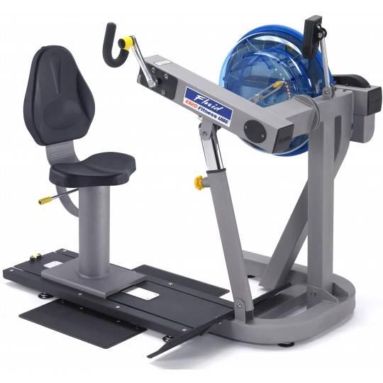 Trenażer z napędem wodnym E820 Fitness UBE | ergometr górnych kończyn First Degree Fitness - 1 | klubfitness.pl