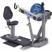 Trenażer z napędem wodnym E820 Fitness UBE | ergometr górnych kończyn First Degree Fitness - 2 | klubfitness.pl
