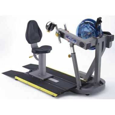 Trenażer z napędem wodnym E920 UBE medyczny | ergometr górnych kończyn First Degree Fitness - 1 | klubfitness.pl | sprzęt sporto