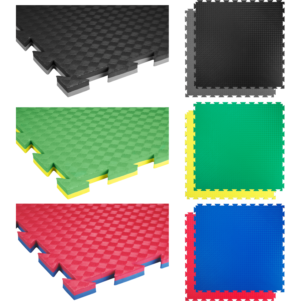 Mata modułowa sportów walk puzzle Competition Standard 100x100x2cm | dwustronna,producent: Trendy Sport, zdjecie photo: 10 | onl