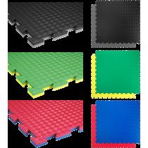 Mata modułowa sportów walk puzzle Competition Profi 100x100x2cm   dwustronna,producent: Trendy Sport, zdjecie photo: 1   online