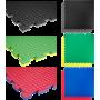 Mata modułowa sportów walk puzzle Competition Profi 100x100x2cm | dwustronna,producent: Trendy Sport, zdjecie photo: 1 | klubfit