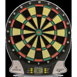 Dart elektroniczny Carromco Score-301 | 26 gier | 8 graczy Carromco - 1 | klubfitness.pl
