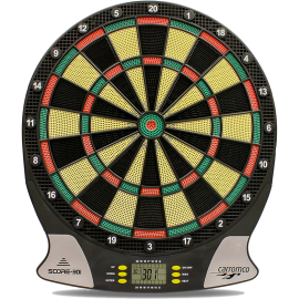 Dart elektroniczny Carromco Score-301 | 26 gier | 8 graczy,producent: Carromco, zdjecie photo: 1 | online shop klubfitness.pl |