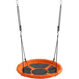 Huśtawka ogrodowa dla dzieci Spartan Sport bocianie gniazdo | pomarańczowa,producent: SPARTAN SPORT, zdjecie photo: 1 | online s