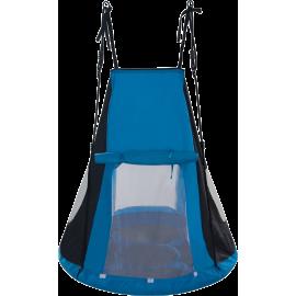 Huśtawka ogrodowa dla dzieci Spartan Sport bocianie gniazdo z namiotem,producent: SPARTAN SPORT, zdjecie photo: 1 | online shop