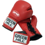 Rękawice bokserskie Green Hill Safyan 10oz | czerwone,producent: GREEN HILL, zdjecie photo: 3 | klubfitness.pl | sprzęt sportowy