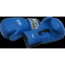 Rękawice bokserskie Green Hill Safyan 10oz | niebieskie GREEN HILL - 1 | klubfitness.pl
