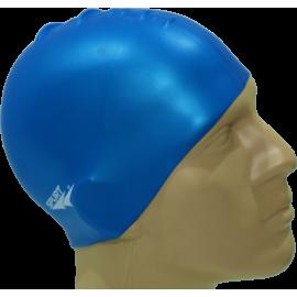 Czepek silikonowy do pływania Spurt SH71 | niebieski Spurt - 1 | klubfitness.pl
