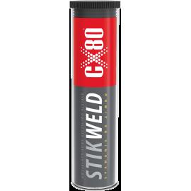 Szczeliwo epoksydowe wzmocnione stalą CX80 Stik Weld | tubka 60g,producent: CX-80, zdjecie photo: 1 | online shop klubfitness.pl