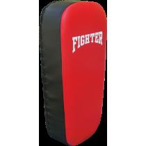 Tarcza trenerska Fighter 33x16x10cm | skóra PU FIGHTER - 3 | klubfitness.pl