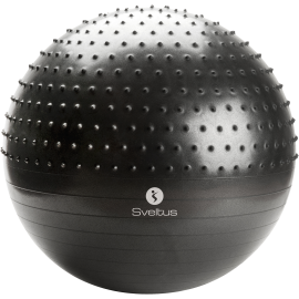 Piłka gimnastyczna Sveltus 65cm | half massage,producent: Sveltus, zdjecie photo: 1 | online shop klubfitness.pl | sprzęt sporto
