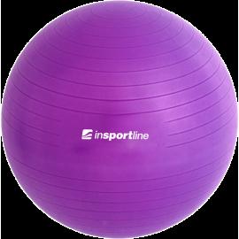 Piłka gimnastyczna gładka Insportline Comfort Ball 75cm | fioletowa,producent: Insportline, zdjecie photo: 1 | online shop klubf