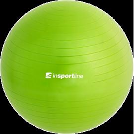 Piłka gimnastyczna gładka Insportline Top Ball 65cm | zielona Insportline - 1 | klubfitness.pl | sprzęt sportowy sport equipment